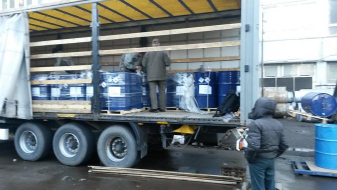 В России пресечена работа крупного контрабандного канала озоноразрушающих веществ