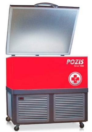 Перспективная модель ультранизкотемпературного морозильника для замораживания плазмы крови