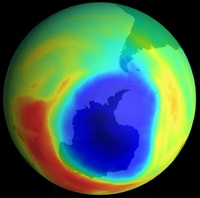 International Day for the Preservation of the Ozone Layer in Russia!