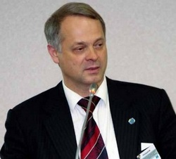 The UNIDO Centre for International Industrial Cooperation in the Russian Federation is headed by Sergey Korotkov